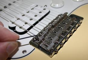 Setting Up Your Electric Guitar.
